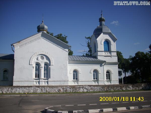 Пакровская церковь д. Дворец Дятловского района
