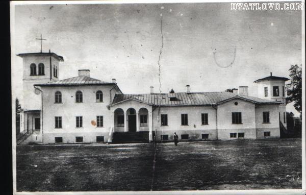 Дворец Протосевичей в д. Дворец Дятловского района
