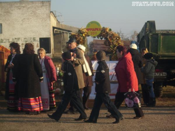 Осенняя сельскохозяйственная ярмарка - 2011